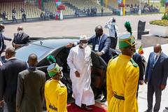 Investiture Brazzaville