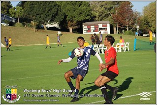 WBHS Soccer Classic: U17 Wynberg vs Hamiltons