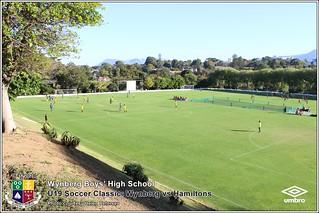 WBHS Soccer Classic: U19 Wynberg vs Hamiltons