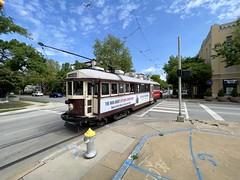 McKinney Avenue Trolley 369 Matilda