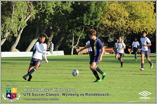 WBHS Soccer Classic: U15 Wynberg vs Rondebosch