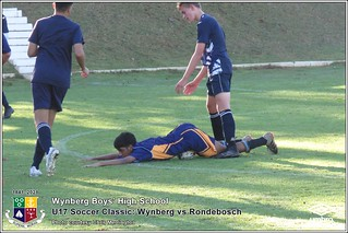 WBHS Soccer Classic: U17 Wynberg vs Rondebosch