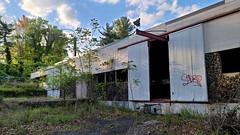 Former Aerolab Supply building