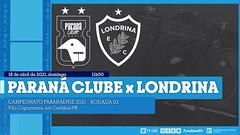 18-04-2021: Paraná Clube x Londrina