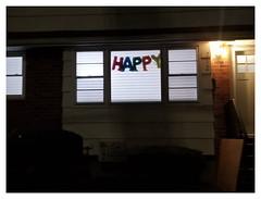 Happy. Just happy.