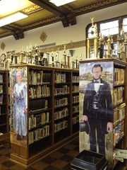 Jefferson High School library