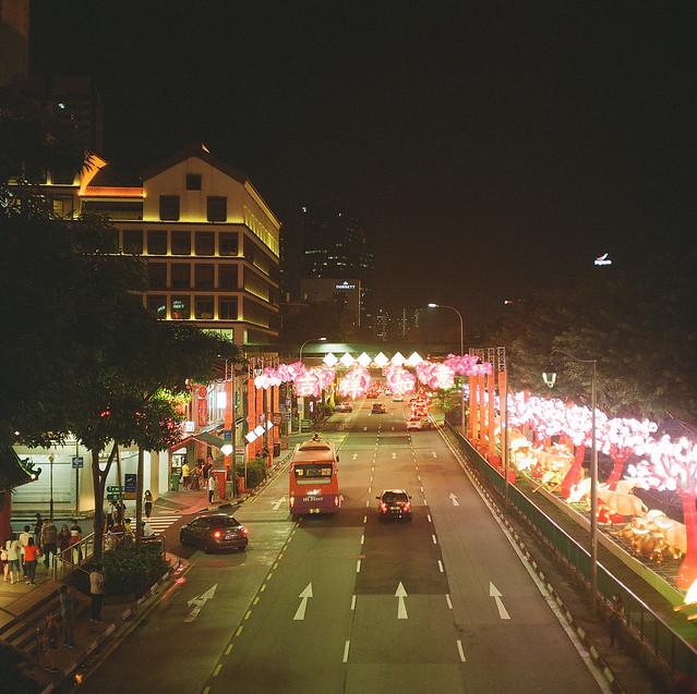 Photo:bright lights... city lights By darkcanopy