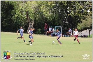 WBHS Soccer Classic: U17 Wynberg vs Westerford