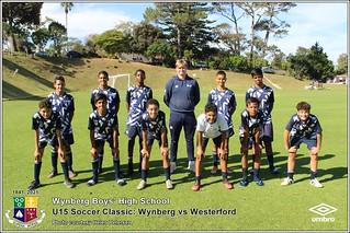 WBHS Soccer Classic: U15 Wynberg vs Westerford