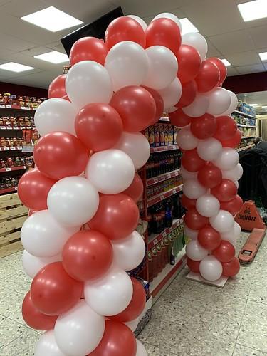 Ballonboog 5m Opening Poolse Supermarkt Contact Schiedam