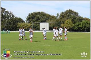 WBHS Soccer Classic: U19 Wynberg vs Westerford