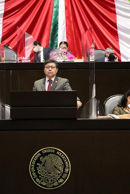 14/04/2021 Tribuna Diputado Rubén Cayetano