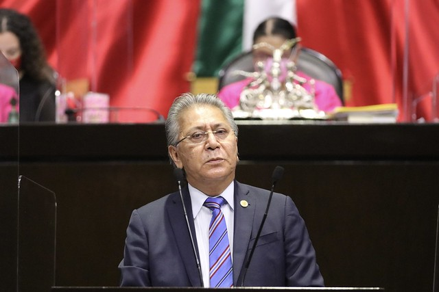 14/04/2021 Tribuna Diputado Eleuterio Arrieta