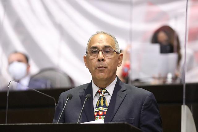 14/04/2021 Tribuna Diputado Ricardo Delsol