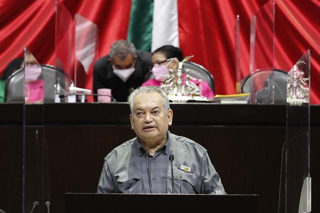14/04/2021 Tribuna Diputado Edelmiro Santos