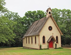St. Luke's Episcopal Church, Vultare NC