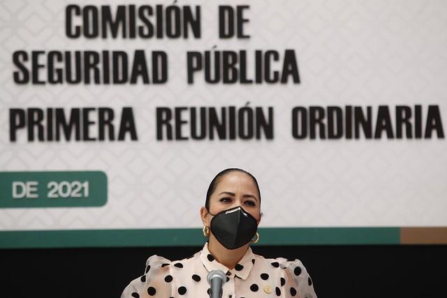 21/04/2021 Comisión De Seguridad Publica