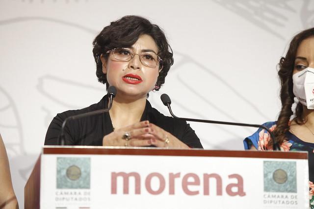 20/04/2021 Conferencia Diputada Anita Sanchez Castro
