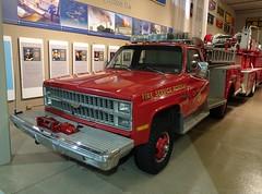 Nassau County NY Fire Service Academy - Chevrolet - Salisbury Mini Pumper (1)