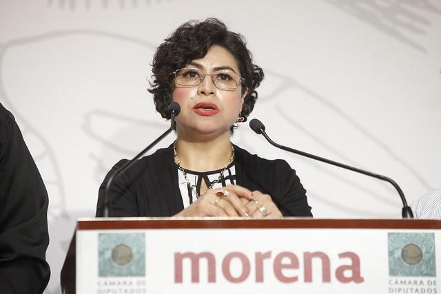 21/04/2021 Conferencia Diputada Anita Sanchez Castro Sindicalismo