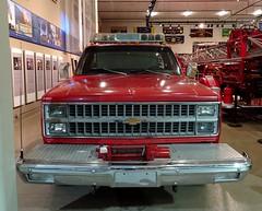 Nassau County NY Fire Service Academy - Chevrolet - Salisbury Mini Pumper (3)