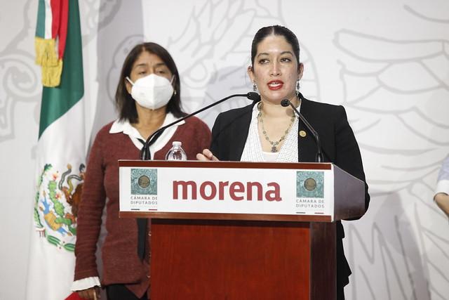 22/04/2021 Conferencia Diputada Wendy Briseño Ley Salud Cuidados Reproductivos