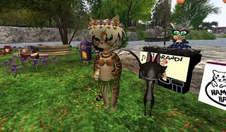 23rdApril2021 Dj Brandi at Maymay Pawtee 12Noon-1pmSLT!