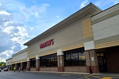 Martin's store in a former Food Lion