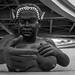 BACC Statue