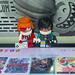 LEGO & playmobil Minifigure MOC