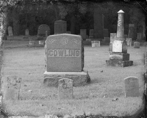 Cowling Family Plot
