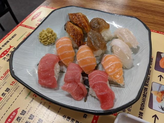 은행골 신사점, 특상초밥 Sushi