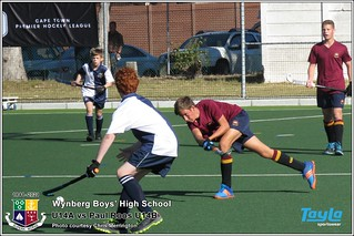 WBHS Hockey: U14A vs Paul Roos U14B, CPL