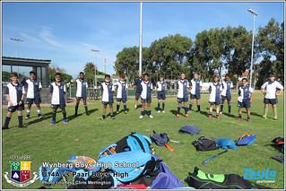 WBHS Hockey: U14A vs Paarl Boys' High, CPL