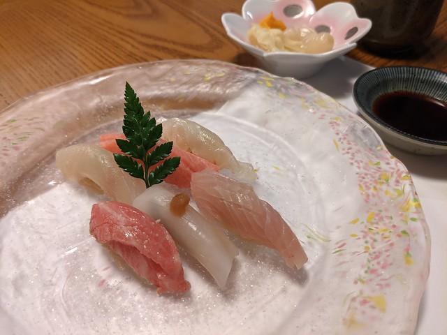 런치 스페셜 초밥 1차 스시 Sushi