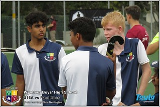 WBHS Hockey: U16A vs Paul Roos, CPL