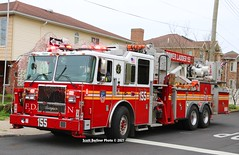 FDNY TOWER LADDER 155