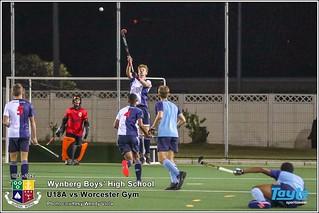 WBHS Hockey: U18A vs Worcester Gym, CPL
