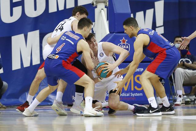 25/04/2021 CSKA-Nizhny Novgorod 85:84