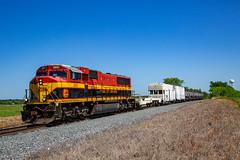 KCS 3952 - Farmersville Texas