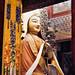 Beijing - Yonghegong Temple - Maitreya Buddha Image - October 1995