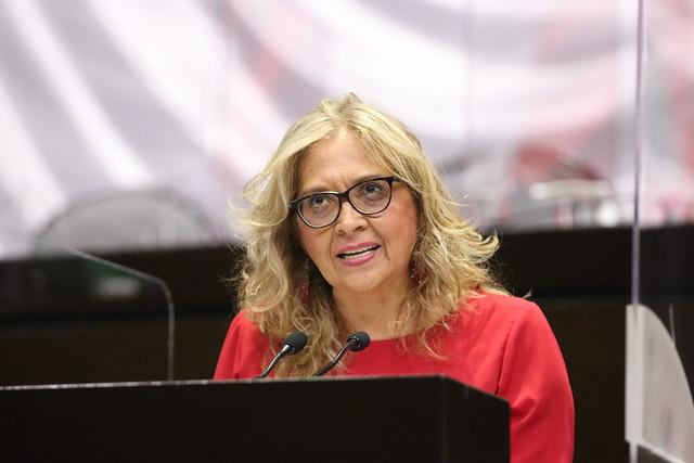 21/04/2021 Tribuna Diputada Maria De Los Ángeles Huerta