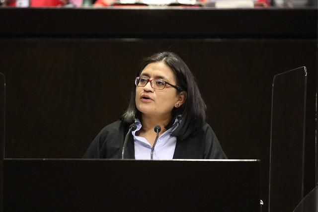 22/04/2021 Tribuna Diputada Aleida Alavez