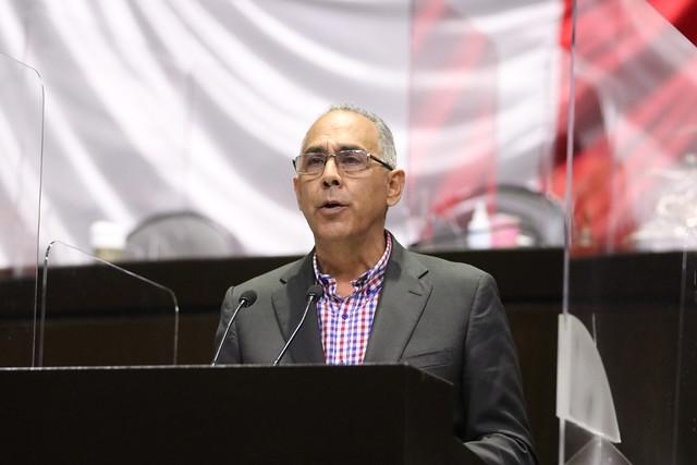 22/04/2021 Tribuna Diputado Ricardo Delsol