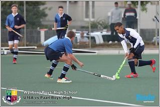 WBHS Hockey: U16A vs Paarl Boys' High, CPL