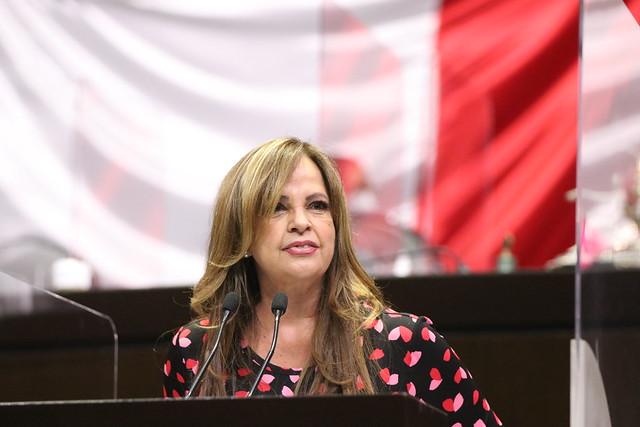22/04/2021 Tribuna Diputada Lorena Villavicencio
