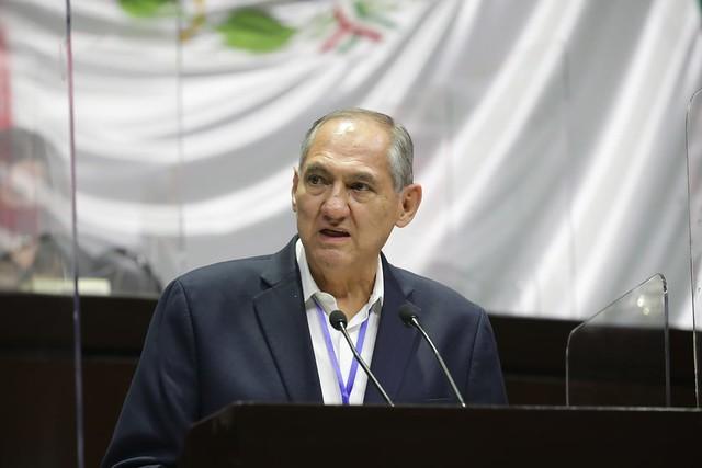 22/04/2021 Tribuna Diputado Héctor Jiménez Y Meneses