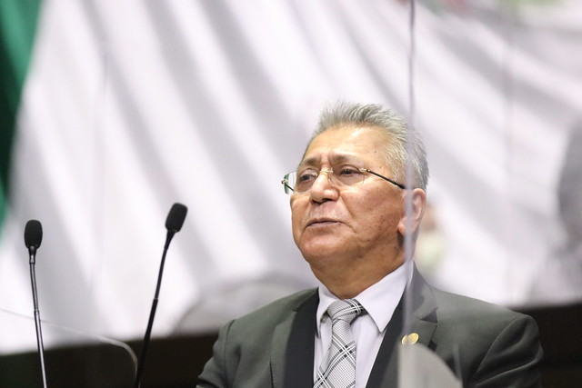 21/04/2021 Tribuna Diputado Eleuterio Arrieta