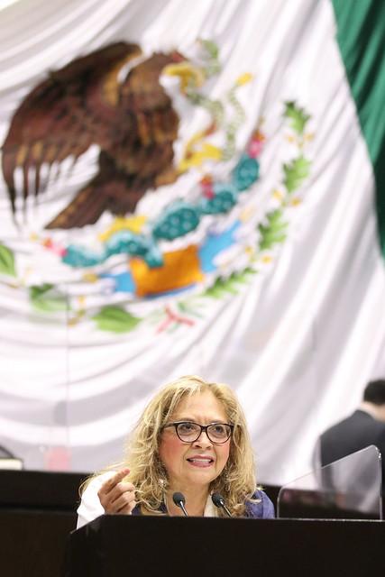 22/04/2021 Tribuna Diputada Maria De Los Ángeles Huerta