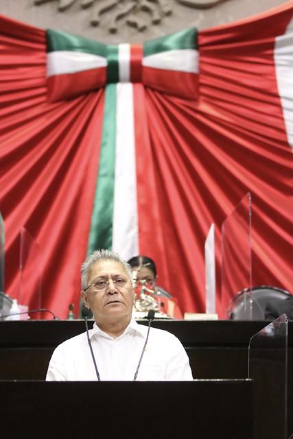 22/04/2021 Tribuna Diputado Eleuterio Arrieta